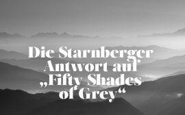 """Die Starnberger Antwort auf """"Fifty Shades of Grey"""""""
