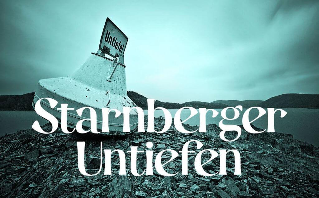 Starnberger Untiefen - Erotik Roman